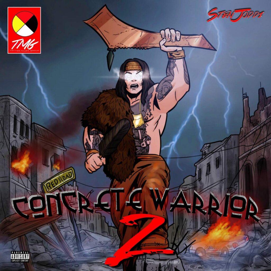 Sten Joddi - Concrete Warrior 2