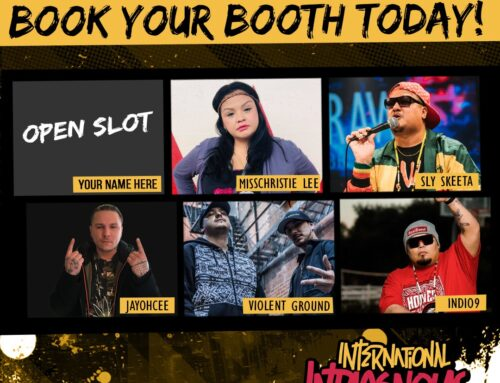 Book A Virtual Booth Which Includes A Performance Slot – IIHHAS 2021