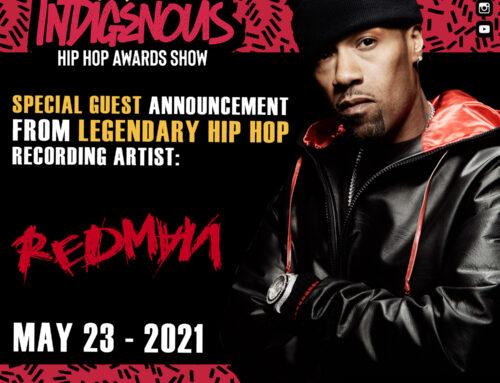 Special Guest Announcement – From LEGENDARY! Hip Hop Recording Artist: REDMAN