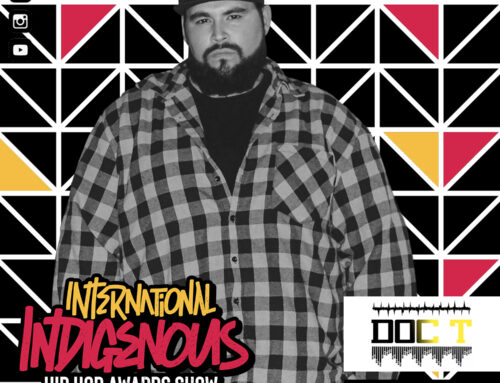Doc T Performing Live At The Indigenous Hip Hop Awards weekend event & Showcasing A Virtual Booth At Trade Show.