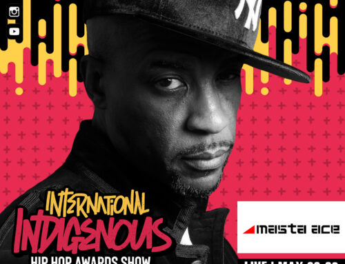 Say Hello To One Of Our Judges! – Masta Ace